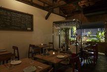 Café, diner or cantina