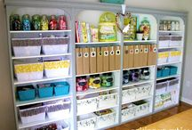 Craft Room  / by Michelle Hawkins