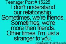 felt this way...