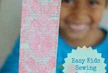 Sew with Kids / by Create Somethin