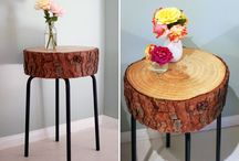 Wood crafts / by Jacki Bowers