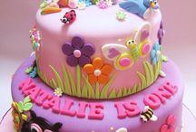 torta de cumple peque