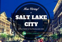 Our Salt Lake City / All about living and working in Salt Lake City, Utah.