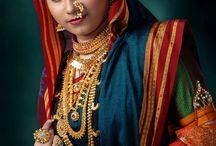 maharastran saree