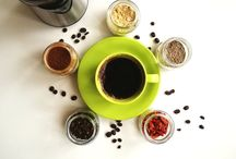 Coffee & Food / A pinch of coffee and food inspirations you can find on our blog ;)