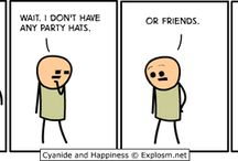 Cynide and happiness / Funny stuff