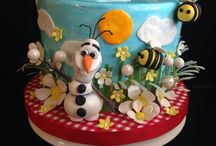 Cake/Party Ideas / by Jennifer McGee