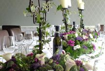 Deep Purples / Add some deep and vibrant colour to your big day with gorgeous purples - always stunning