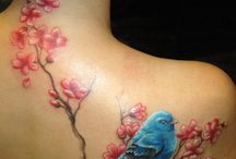 Skin - ink and paint / by Ana-Teresa Alves