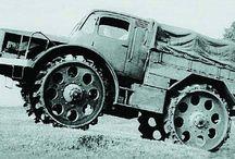 Military Vehicles: Artillery Tractors