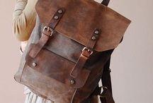 Backpack or messenger bag?