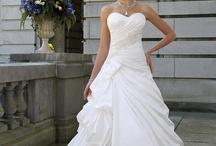 sexy wedding dresses / by Jamie Avery