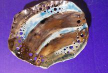 Moja keramika - pottery / Keramika, ktorú vyrábam