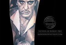 Robert Pho at Skin Design Tattoos