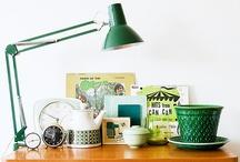 I love GREEN / by Sarah Hannevik