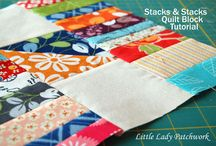 Crafts - Learning to QUILT