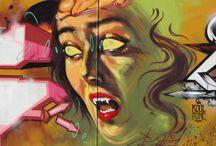 Arte Urbano / by jose pelaez