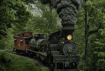 Trains Américains
