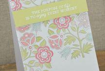 Cards/PTI/Fancy Folk Art / by Christine Kline