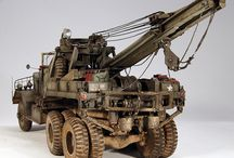 Scale Model Military Vehicles