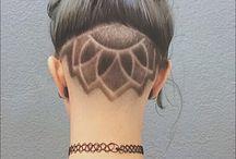 HAIR / undercut / #hair #hairstyle #undercut