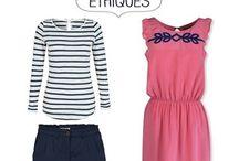Ecofriendly fashion / Marques bio & éthiques + mes wishlists