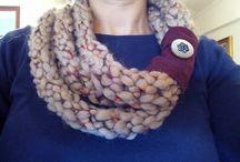 Οι δημιουργίες μου / knitting