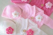 baby girls crochet and knitting
