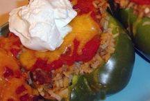 FOOD: Veggies and Stuff / by Debi J Adomeit