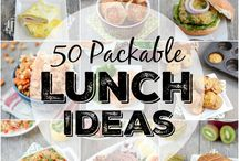 Packed Lunches Recipes / Loads of ideas for packed lunches for adults and children.   Fantastic sandwiches but also lots of other recipes and inspiration to make packed lunches interesting.