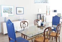 Projeto Sala Comum Saldanha / Projetos maria inês home style - ver mais em www.mariaineshomestyle.pt.