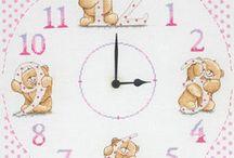 keresztszemes órák