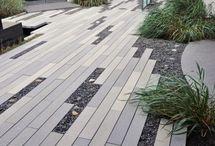 Garden pave