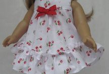 one 12th scale miniature dresses