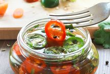 Pickling and canning
