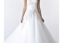 bridal style / gowns, dresses, shoes and jewelry for the bride / by Kristin Steppeling