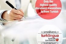 Certified Document Translations in Turkish / Who bears in mind who stays second? Turklingua Turkish Language Translation Services Agency (http://www.turklingua.com), world class Turkish document translation service provider.