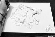 Art / My drawings or drawings idea