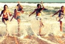 bikini, beach, summer!
