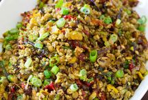 Food - Salads & Sides / Tempting side dishes and tasty salads
