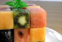 Fruits Menu Ideas