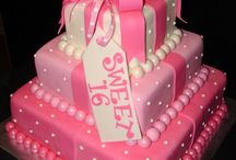 Sweet 16 party ideas / by Tricia Colbert-Graham