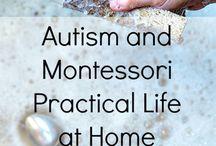 Autizmus montessori