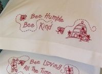 bee quilt / by Tina Christensen