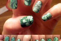 nails / by Trachone Jones Scott