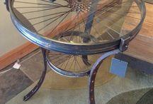 Bike wheel art / Bike wheel art