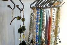 Jewelry Organization / by Krissy