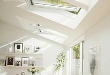 sky lights and roof windows