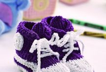 "Sock, Booties & Slipper Knitting Patterns / Booties/socks/slippers (for babies,kids adults) knitting patterns (some retail). I am a Knitting Addict, other ""addicts"" connect me (Friend me) @ www.facebook.com/profile.php?id=100002455722545. I have over 25 separate boards devoted to knitting; check them all out. / by Nancy Thomas"