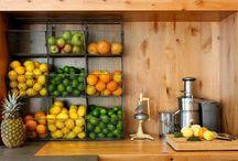 Pomysły do kuchni, przechowywanie